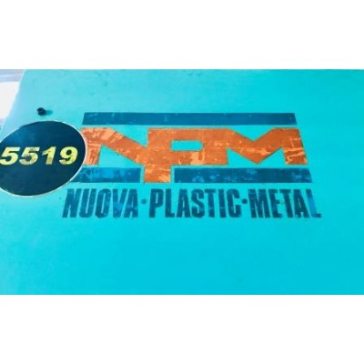 (4497/7) Injetora NPM Mod UNIKA 750