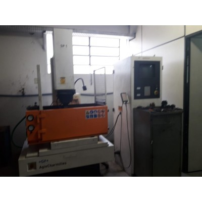 Eletroerosao Penetracao Agie Charmiles Mod CNC SP1