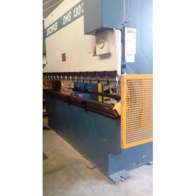 Dobradeira Hidraulica Sincronizada CNC Sorg 3000X1 quarto polegada