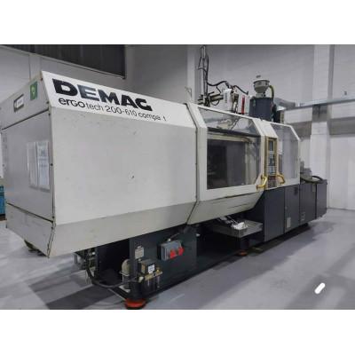 (5070/51) Injetora Demag Mod Ergotech 200_610 Compact