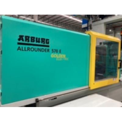 (5161/7) Injetora Arburg 200t Allrounder Mod 570E - Golden Elétrica