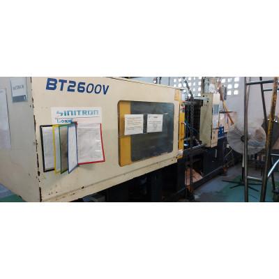 (5217/7) Injetora Borche Mod BT 2600 V