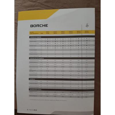(5223/7) Injetora Borche Mod BS 320 B
