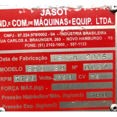 (5227/227) Injetora Jasot Mod IJ 390_80