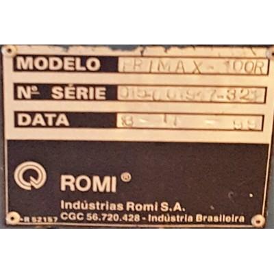 (4556/7) Injetora Romi Mod Primax 100R