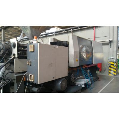 (4597/60) Injetora Sandreto Série 2000 Mod 220 t com Robot