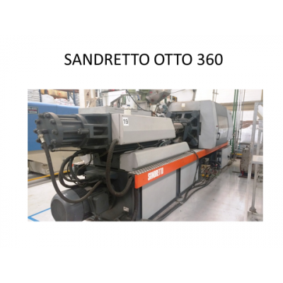 (4624/7) Injetora Sandreto Mod Otto 360 - Euromap 2054_360