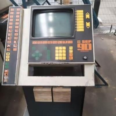 (4552/88) Injetora Sandreto Série Otto Mod 612-160