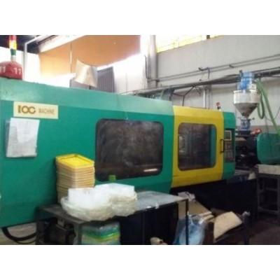 Injetora Log Machine 300 mod A8