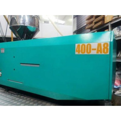 Injetora Log Machine 400 mod A8