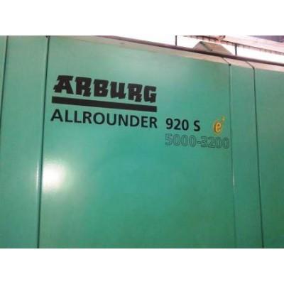 (4429/7) Injetora Arburg Allrouder 920S